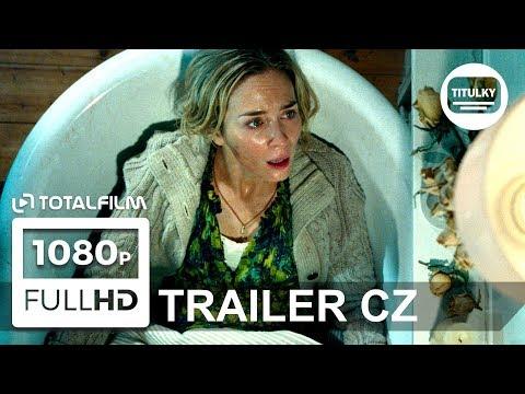 Tiché místo (2018) CZ HD trailer (Emily Blunt, John Krasinski)