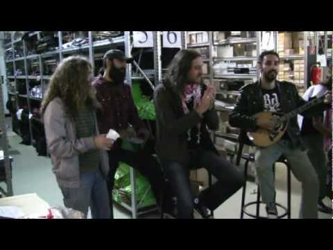 ORPHANED LAND - Sapari (Unplugged @ CM Warehouse Europe)