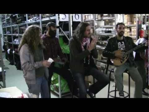 ORPHANED LAND - Sapari (Unplugged @ CM Warehouse Europe)