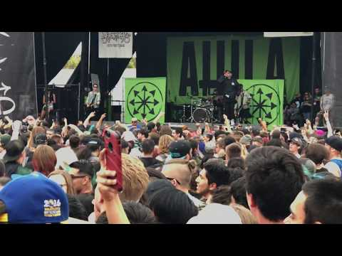 Attila - FULL SET [Live HD] - Vans Warped Tour (Mountain View, CA 8/4/17)