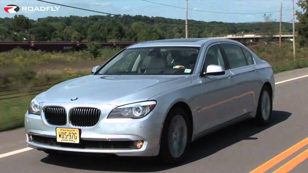 2010 bmw 750li road test and review youtube. Black Bedroom Furniture Sets. Home Design Ideas