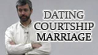 Dating, As Per Islamic Culture? Islamic Dating/Courtship, for Marriage, Javed Ahmad Ghamidi