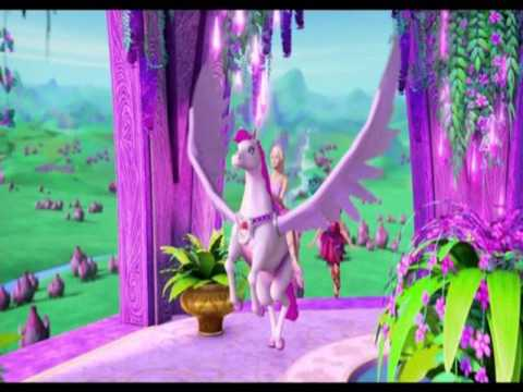 Barbie Mariposa and the Fairy Princess Full Movie Part 1