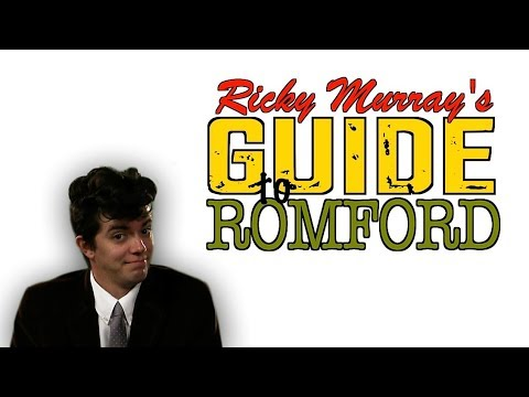 Ricky Murray's Guide To Romford