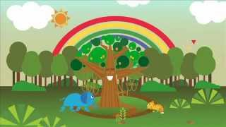 The Grumpy Tree - Fables by SHAPES - A Folktale from India