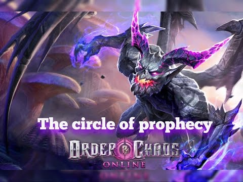 Order And Chaos - The Circle Of Prophecy