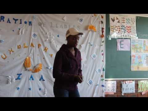 All I Could Do Was Cry: Raw Talent Pietermaritzburg, South Africa