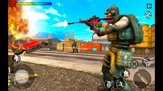 Fps Free Fire Shooting Game - New Gun Games 2020 Android Gameplay screenshot 4