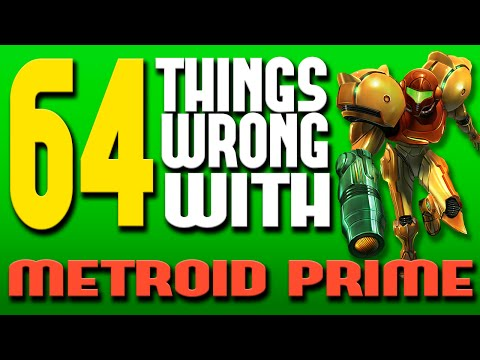 64 Things WRONG With Metroid Prime