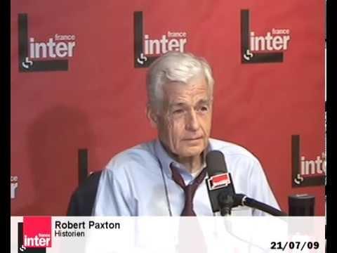 Robert Paxton ( historien ) interview sur le régime Vichy