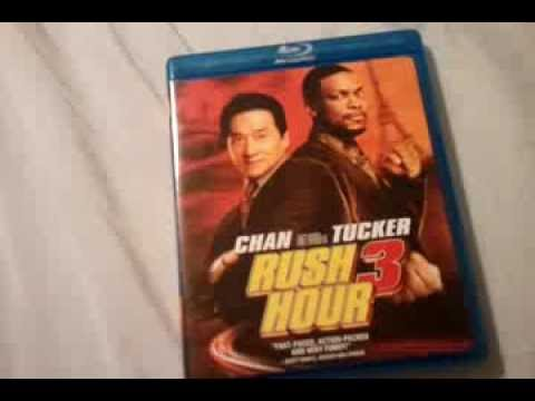 Rush Hour 3 2007 Blu Ray Review And Unboxing Youtube