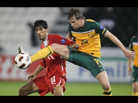 Australia vs Bahrain: AFC Asian Cup 2011 (Full Match)