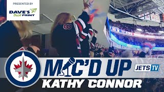 MIC'D UP: Kathy Connor (Kyle Connor's Mom)