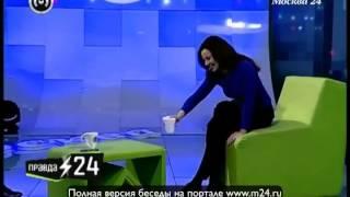 екатерина Гусева не любит голливудских актрис