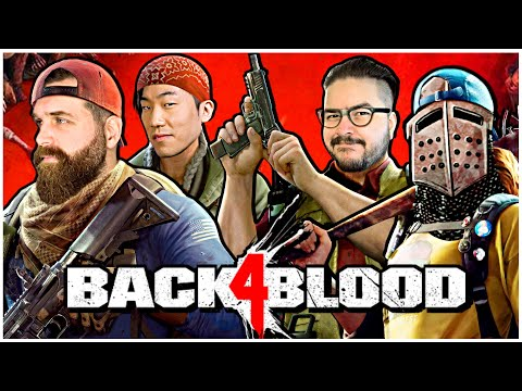Putting Friendships To The Test In BACK 4 BLOOD