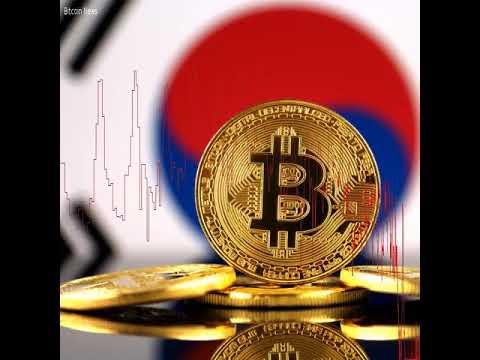 South korea regulation cryptocurrency