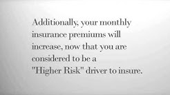 DUI Insurance Rates - NJ DUI Lawyer