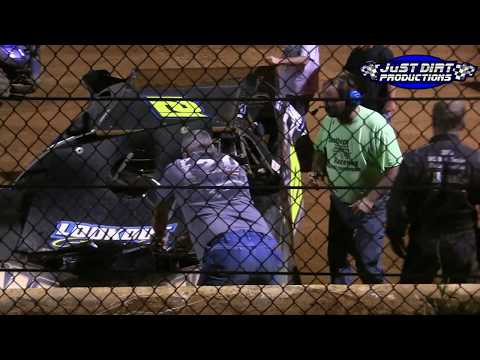 Southern Raceway 100 Laps $10,000.00 Nesmith Dirt Late Models