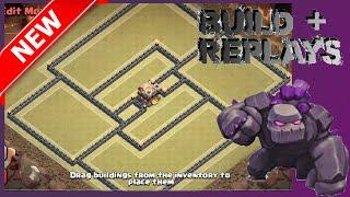 New Th11 War/Trophy Base! Anti-2 Star | The Razorback | Clash Of Clans (CoC)
