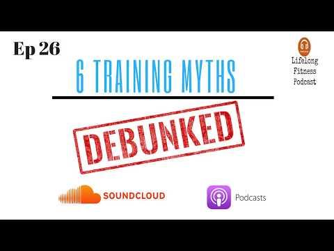 6 Training Myths Debunked