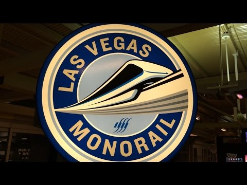 The Las Vegas Monorail