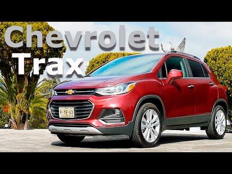 Chevrolet Trax - renovada imagen que luce como de nueva generación