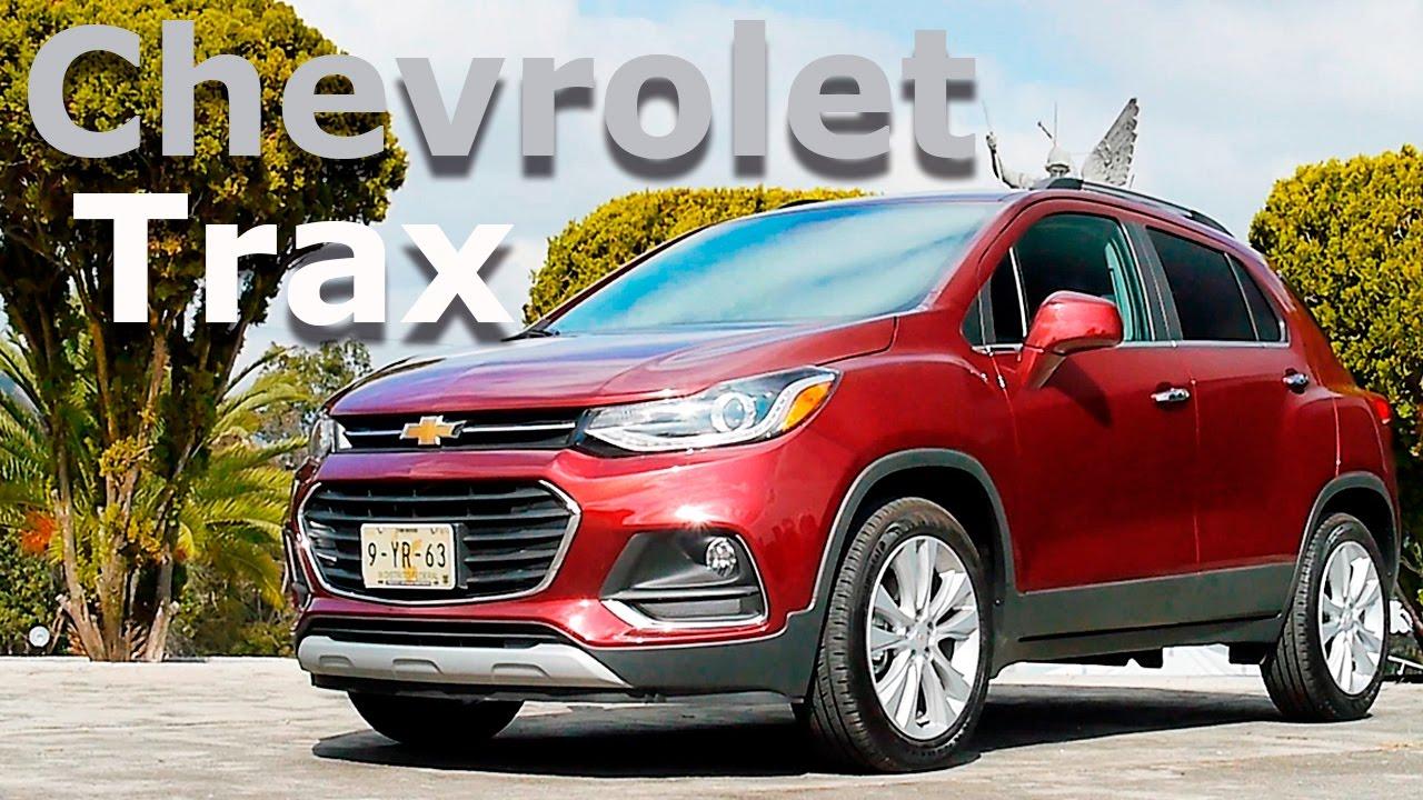 Chevrolet Trax - renovada imagen que luce como de nueva ...