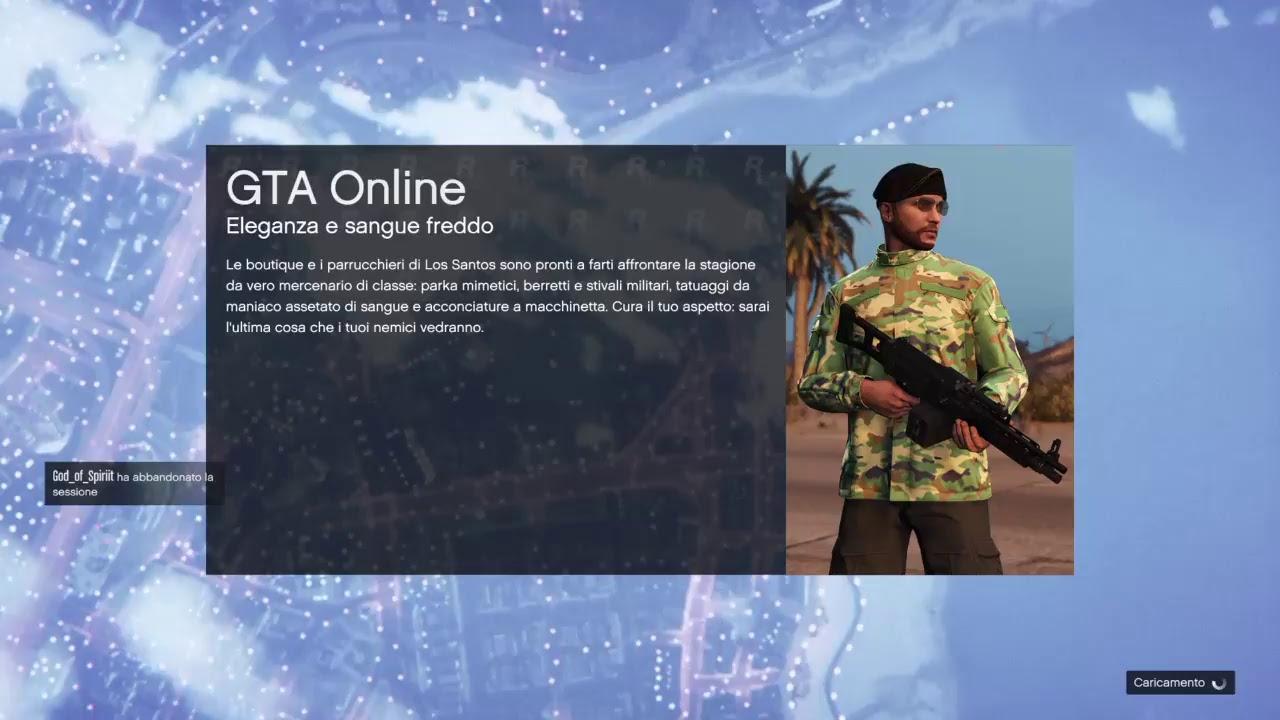 Acconciature gta 5 online