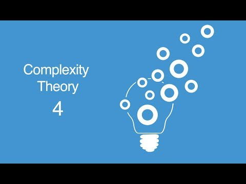 Complexity Science: 3 Systems Thinking
