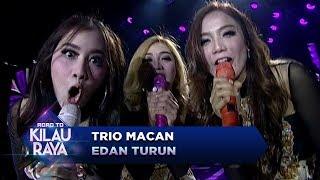 Seru Abis Trio Macan Edan Turun Road To Kilau Raya 23 9