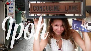 Ipoh City Tour! Malaysia Adventure #7 [4K]