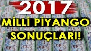 2017 milli piyango sonuçları  | 2017 MİLLİ PİYANGO SONUÇLARI | 2017 milli piyango sorgulama