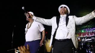 """The Message"" performed by Grandmaster Caz and Melle Mel at the Hip-Hop Museum DC Launch Party"