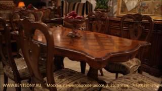 Видео обзор: Классическая серия мебели Феникс, Обеденный стол Феникс А