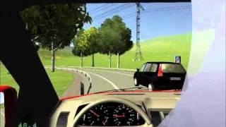 Driving Simulator 2009 Gameplay Pc