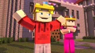 Minecraft: CASTELO DA PRINCESA! Build Battle (C/ Jv)