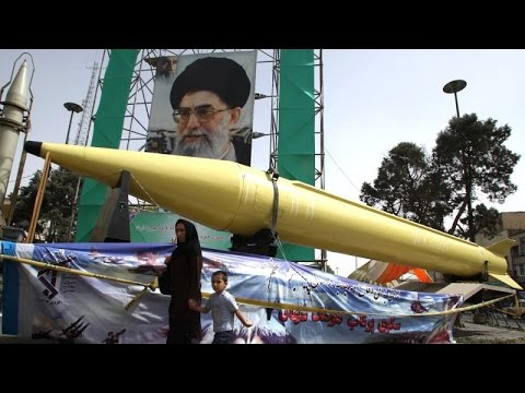 Rouhani Requests 'Death to Israel' Removed From Iranian missiles