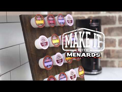 K-Cup™ Coffee Holder - Make ...