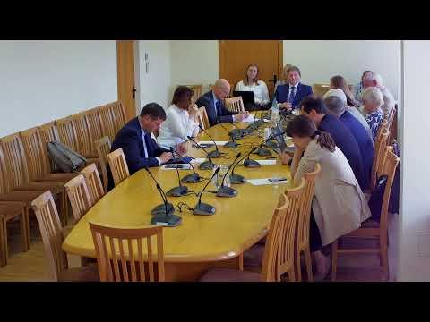 2019-07-17 Švietimo ir mokslo komiteto posėdis
