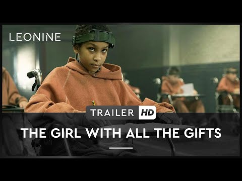 The Girl with all the Gifts - Trailer (deutsch/german; FSK 12)