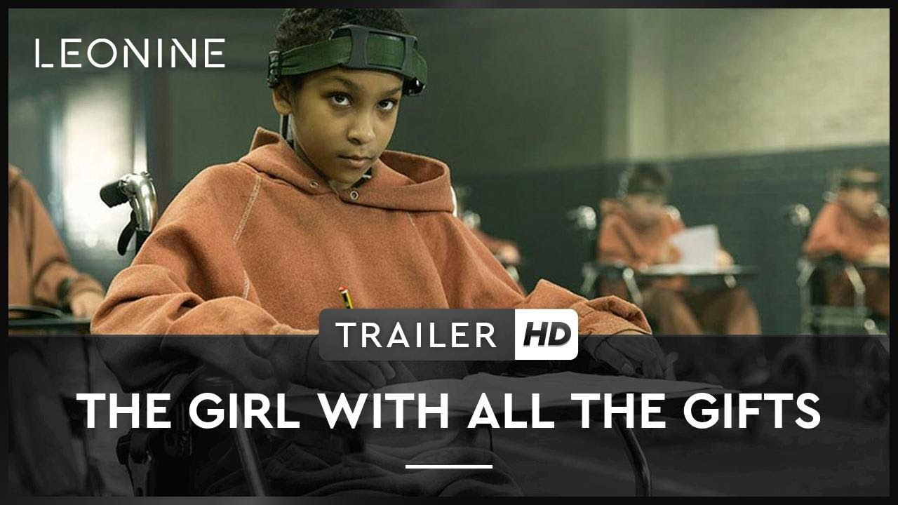 the girl with all the gifts deutsch