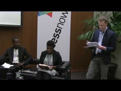 Young African Leaders: Net Neutrality & African Innovation