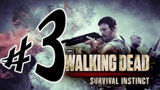 The Walking Dead : Survival Instinct - Parte 3: Acertando as Contas! [ Detonado em PT-BR]