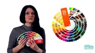 RAL K-7 CLASSIC - наиболее распространенный каталог цветов
