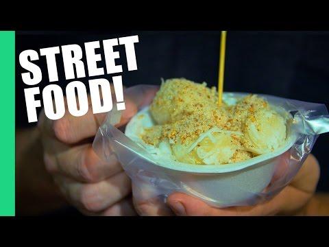Best CAMBODIAN STREET FOOD in Phnom Penh!