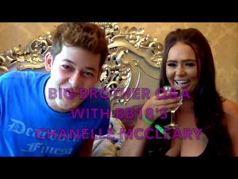 Q&A with Big Brother 18's Chanelle McCleary