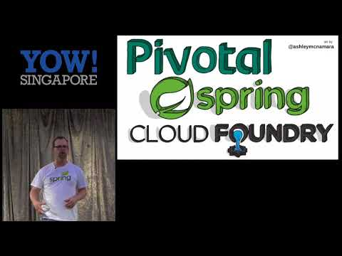 YOW! Singapore 2017 Josh Long - Cloud Native Java