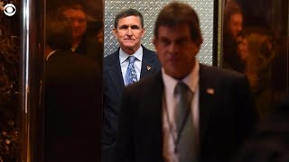 Michael Flynn's fall from the Trump administration