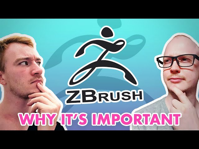 What is Zbrush and Why is It an Important 3D Software