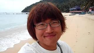 말레이시아 티오만 섬, 살랑비치입니다/말레이시아 여행/…